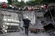 آوار برداری معدن زغال سنگ آزادشهر بی وقفه ادامه دارد