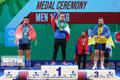 وزنه بردار خوزستانی نشان طلا و برنز جهان را کسب کرد