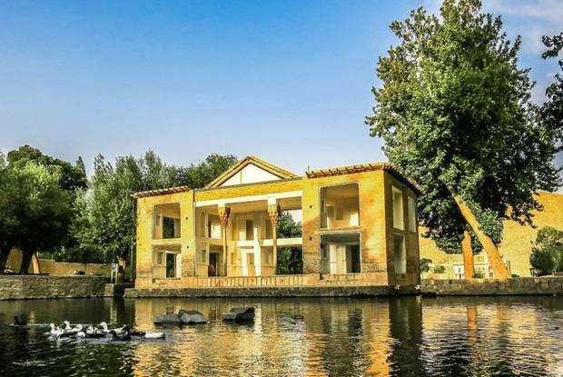چشمه علی دامغان، تفریحگاهی تاریخی و تابستانی