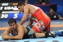 کشتی گیران کرمانشاهی 3 مدال جهانی کسب کردند