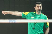 سرمربی تیم والیبال شهرداری ارومیه مشخص شد