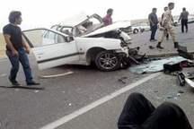 سانحه رانندگی  درمسیر اهواز 6 مصدوم برجا گذاشت