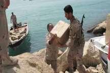 3500 میلیارد ریال کالای قاچاق دراستان بوشهر کشف شد