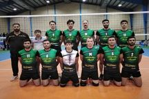 خراسان شمالی، قهرمان والیبال کارگران کشور شد