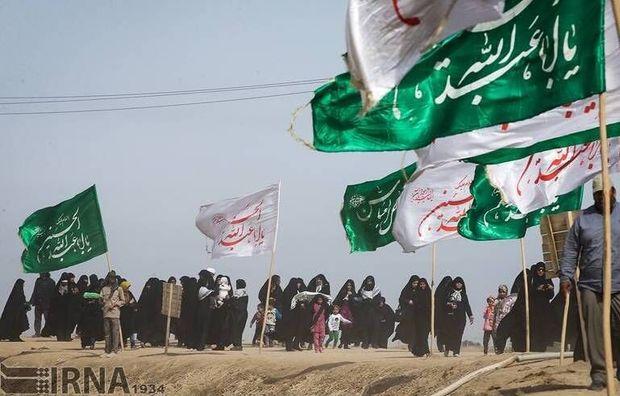 یکصد و ۸۰  دانش آموز خمینی به مناطق عملیاتی دوران دفاع مقدس اعزام شدند