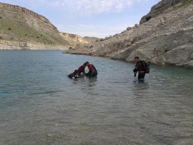 2 نوجوان در بند خاکی نهبندان غرق شدند
