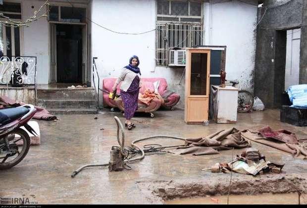 خسارت 3500 واحد مسکونی سیل زده گنبدکاووس تایید شد