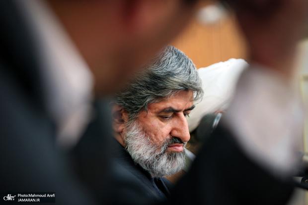 اولین واکنش علی مطهری به نتایج انتخابات هیئت رئیسه مجلس