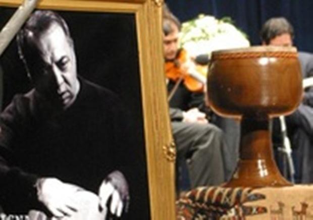 به یاد دو استاد موسیقی جهانگیر ملک و حبیب سماعی
