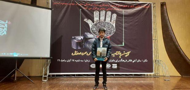 هنرمند خلخالی عنوان دوم سوگواره استانی محرم را کسب کرد
