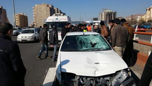 تصادفات برون شهری لرستان سه درصد کاهش یافت
