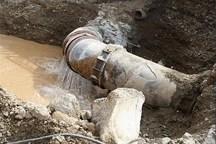 فرسودگی لوله های انتقال آب و فاضلاب چالش مهم روستاهای سمنان