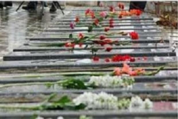 24 میلیارد ریال به ساماندهی گلزار شهدا اختصاص یافت