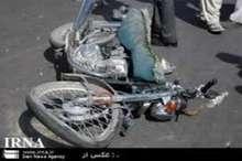 سانحه رانندگی جان موتور سیکلت سوار را در جنوب سیستان و بلوچستان گرفت
