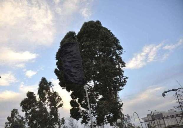 وزش باد شدید در مناطق جنوبی تهران پیش بینی می شود