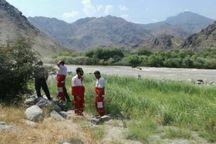 عملیات جستجوی راننده کامیون در رودخانه ارس ادامه دارد