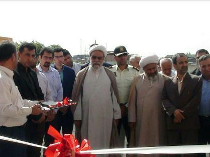 بهره برداری از هفت طرح عمرانی در شهرستان جویبار