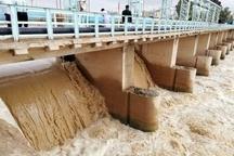 افزایش حجم سیلاب ورودی به سمت شمال سیستان و بلوچستان   معاون استاندار: شرایط منطقه ایمن است