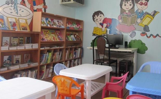 کودکان و نوجوانان مهریز صاحب کتابخانه تخصصی شدند