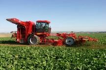 ضریب مکانیزاسیون کشاورزی ری 8.1 اسب بخار در هکتار است