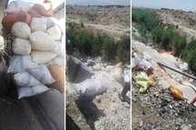 یک کارگاه غیرمجاز تولید مواد غذایی در شیراز تعطیل شد