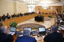 در هیات دولت، گزارش وزارت نفت از عملکرد و چشم انداز آینده صنعت نفت بررسی شد