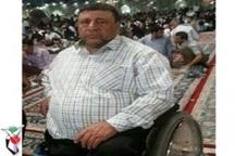 جانباز 70 درصد تبریزی تشییع شد