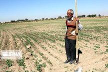 ۵۰۷ هکتار اراضی به کشاورزان استان سمنان بازگردانده شد