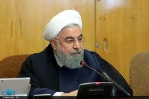 رئیس جمهور قانون حداکثر استفاده از توان تولیدی و حمایت از کالای ایرانی را ابلاغ کرد