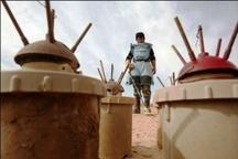 فعالیت 9 گروه پاکسازی اراضی آلوده به مین در استان ایلام