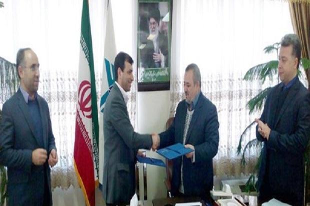دانشگاه آزاد تبریز با مرکز علوم و فنون لیزر تفاهمنامه همکاری امضا کرد