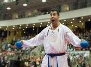 گنج زاده: برای سومین قهرمان متوالی در سوپر لیگ کاراته تلاش می کنیم