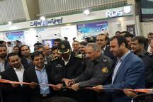 نمایشگاه  فناوری های نوین صنایع حفاظتی، پلیسی، ایمنی و آتش نشانی در اصفهان گشایش یافت