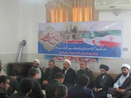 فتح خرمشهر از جاودانه ترین حماسه های دفاع ملت ایران است