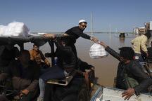 توزیع روزانه 20 هزار پرس غذا بین سیلزدگان گلستان