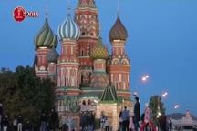 مسکو؛ شهر فوتبالی جام جهانی 2018 + فیلم