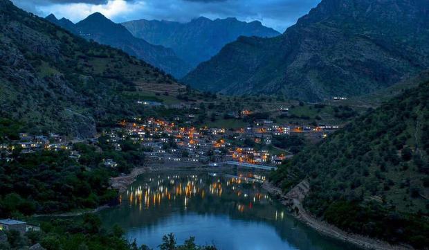 9 روستای سروآباد در فهرست آثار ملی به ثبت رسید