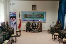 دینداری وجه تمایز ارتش ایران با نیروهای مسلح دنیاست