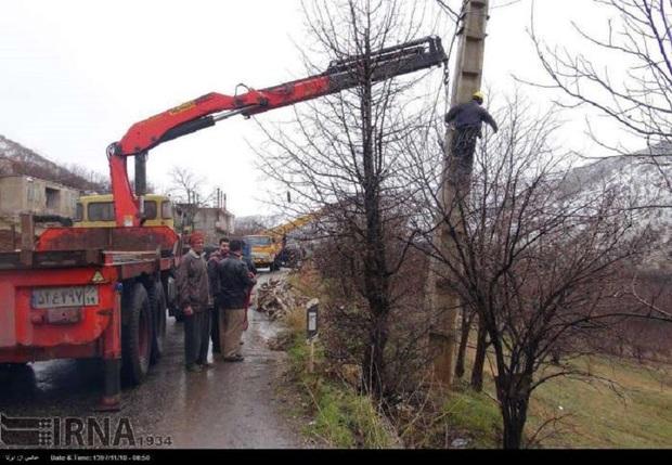 بارش باران 68 میلیارد تومان خسارت به شهرستان دالاهو وارد کرد