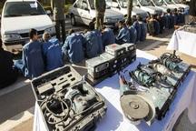 طرح امنیتی جنوب و شرق استان کرمان پایان یافت
