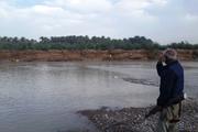 کشف تور و قلاب ماهیگیری صیادان غیرمجاز در رودبار