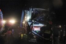 جان باختن 2 تن در 2 تصادف جداگانه در آزادراه پل زال - خرم آباد