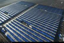 ظرفیت نیروگاه خورشیدی درهمدان به 22 مگاوات افزایش می یابد