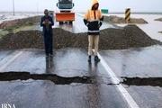 جاده فریمان- تربت جام مسدود شد