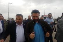 وزیر ارتباطات و فناوری اطلاعات وارد خوزستان شد