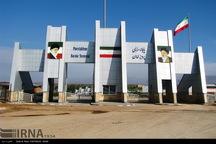 بیش از یک میلیارد دلار کالا از مرزهای قصرشیرین صادر شد