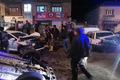 تصادف زنجیره ای بندرترکمن یک کشته و 4 مصدوم داشت