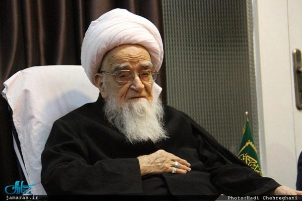 آیتالله العظمی صافی گلپایگانی: باید نگاه جهان به ایران نگاهی مثبت باشد