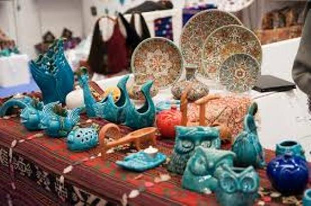 نخستین نمایشگاه منطقه ای صنایع دستی کشور در البرز