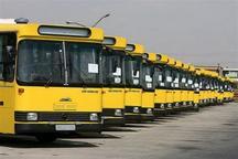 خطوط اتوبوسرانی تهران درروز های پایان سال تقویت شده است